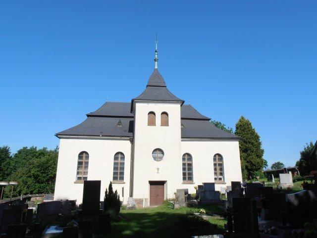 Evangelický kostel ve Veselí