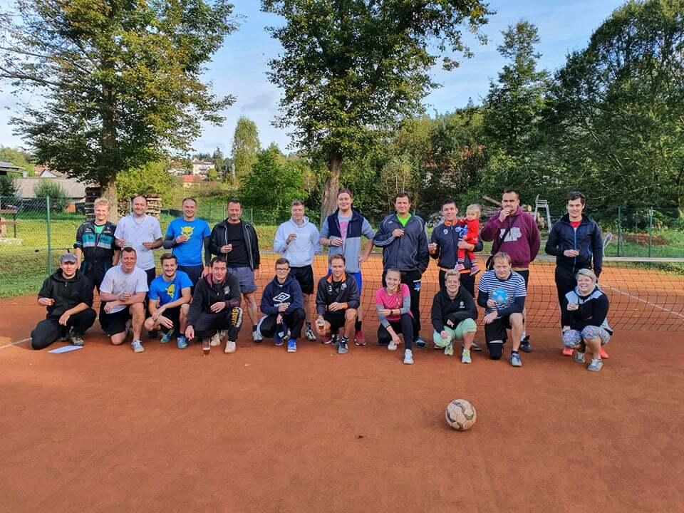 Božkov cup 2020 - všichni účastníci