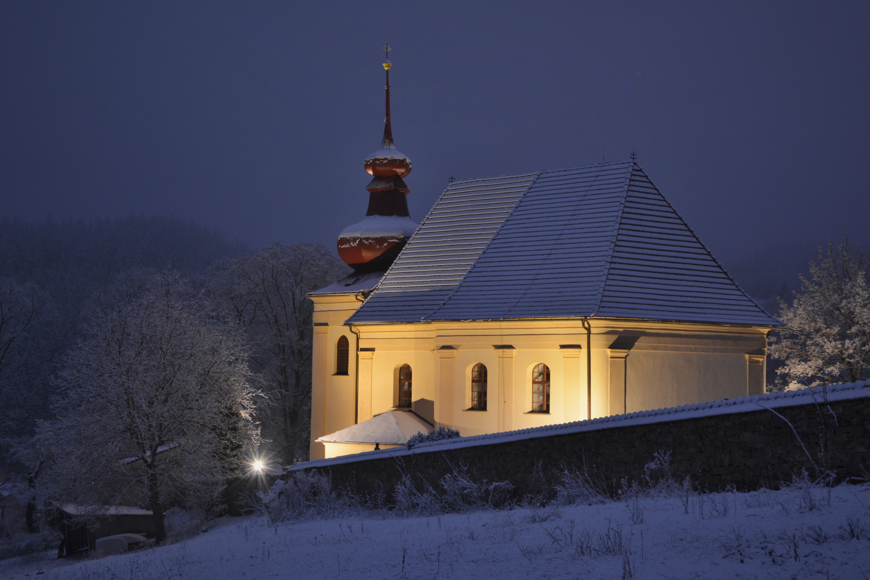Kostel sv. Jakuba v Dalečíně